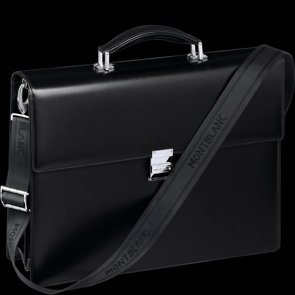 7bb8ffffe1 Montblanc Bags | Briefcase | Poshmark